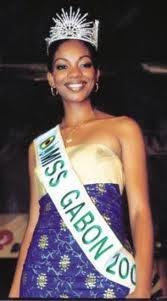 AICHA SIDI MISS GABON 2001