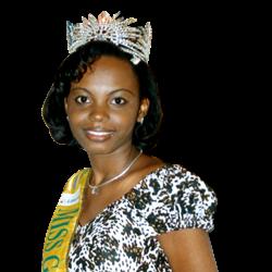 TATIANA NDOMBI, MISS GABON 2003