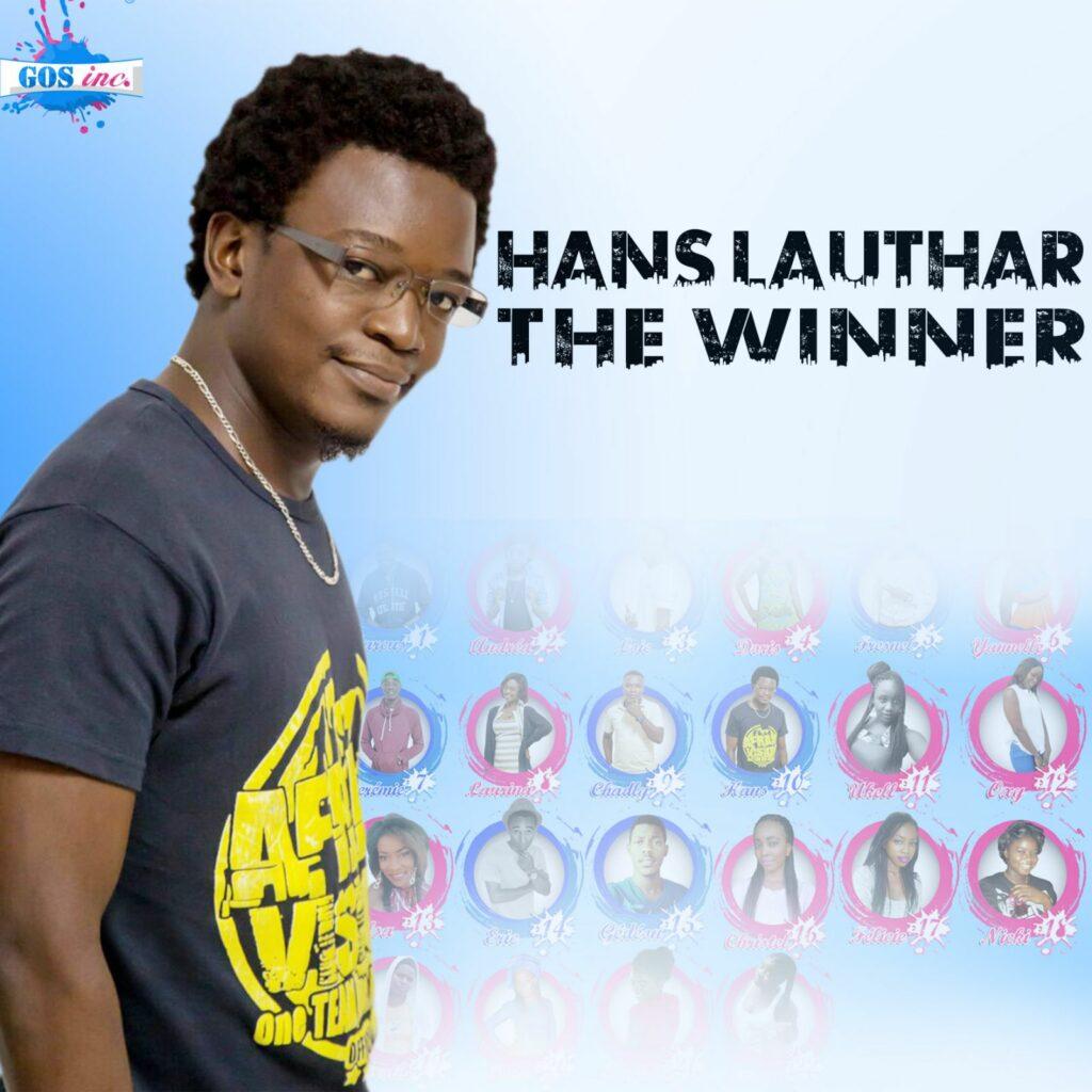 Hans Lauthar, vainqueur de Game Of Secret Saison 5.