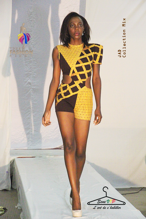 JAD Collection au Young Fashion Night de la styliste Jes TaLov. ( PHOTOS CREDITS SAMA WADJI ).
