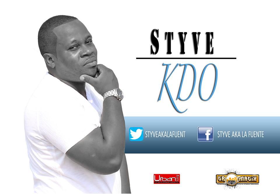 STYVE, vous presente son nouveau single : KDO.