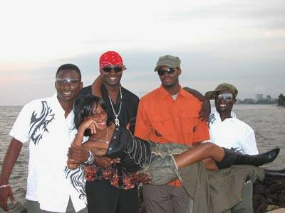 Eben Family: Spyke, Baponga, Kenneth, Loizz Cherockee, Masta Kudi.