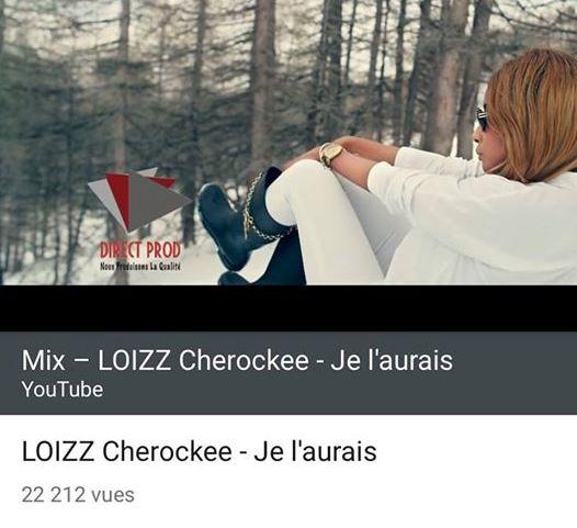 Loizz Cherockee.