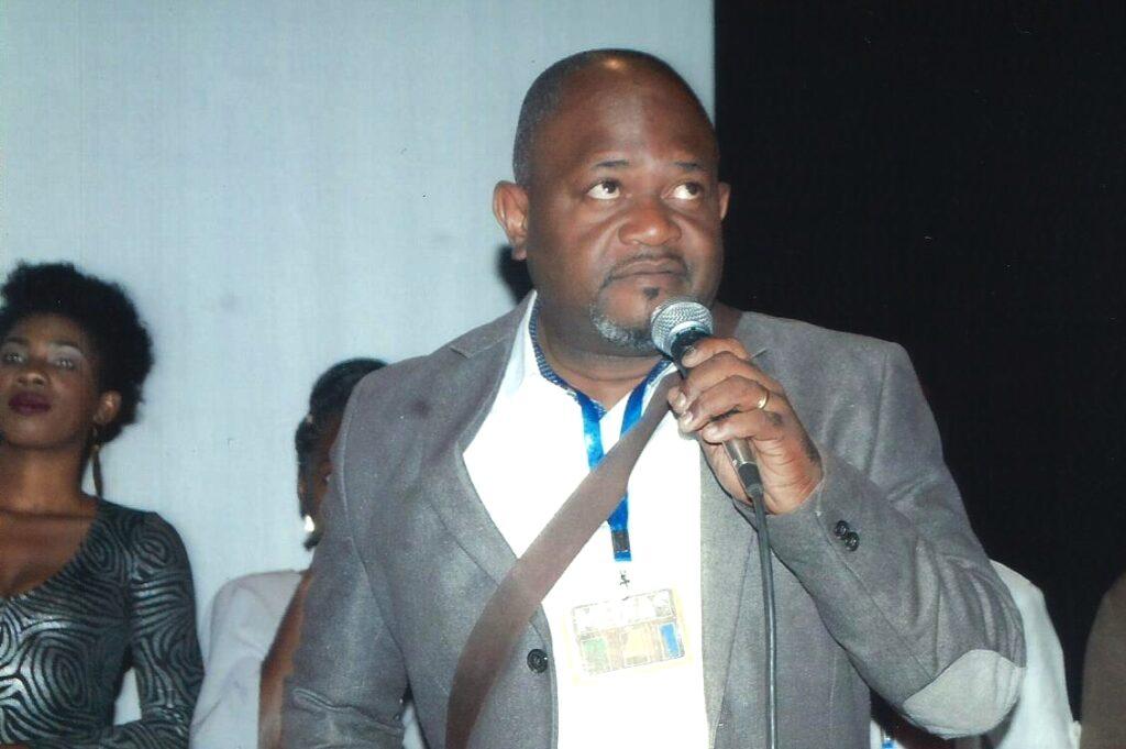 Le réalisateur John Franck Ondo