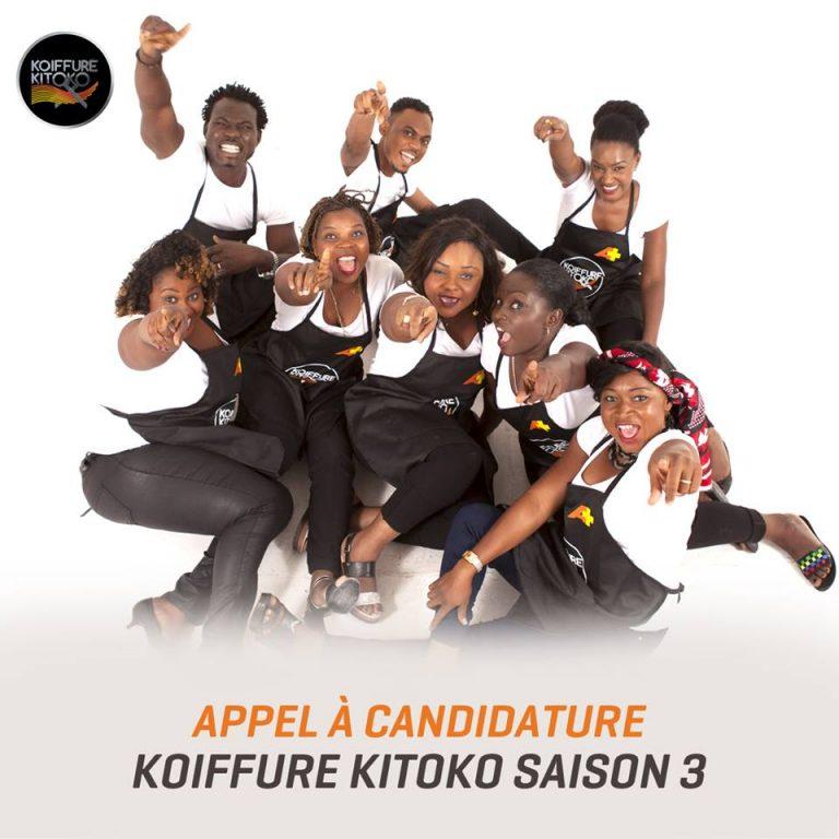 Candidatures Des Maintenant Pour La Saison 3 De Koiffure Kitoko