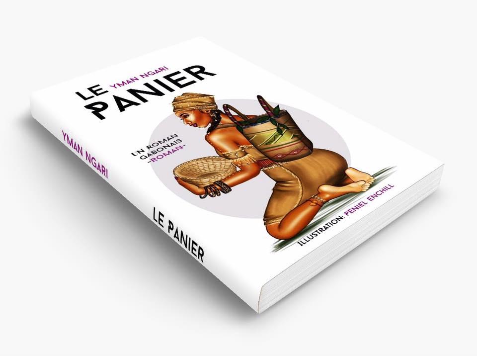 """"""" Le panier"""", oeuvre littéraire gabonaise d'Yman Ngari."""