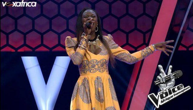 carmy j the voice afrique
