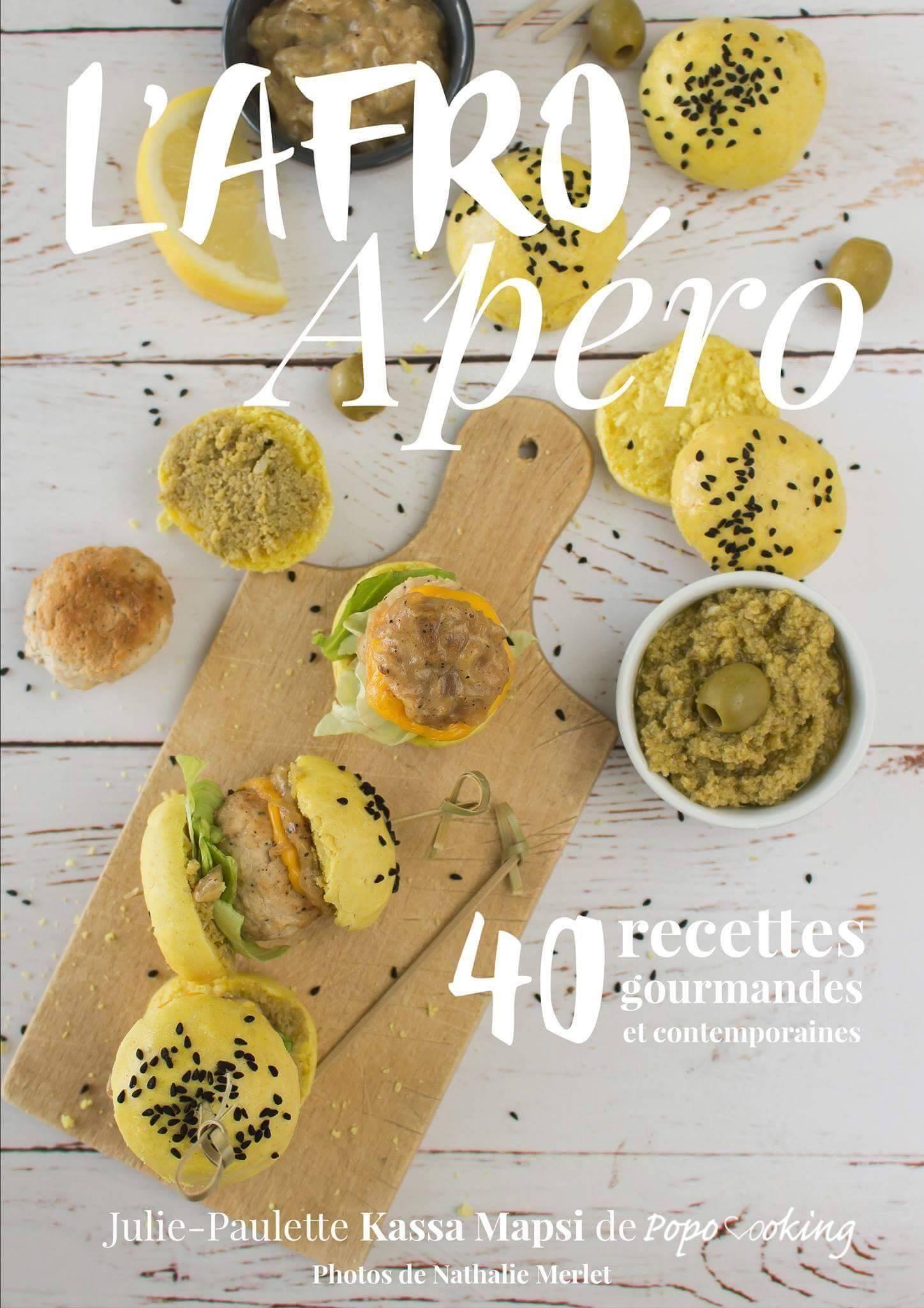L Afro Apero Le Livre De La Blogueuse Culinaire